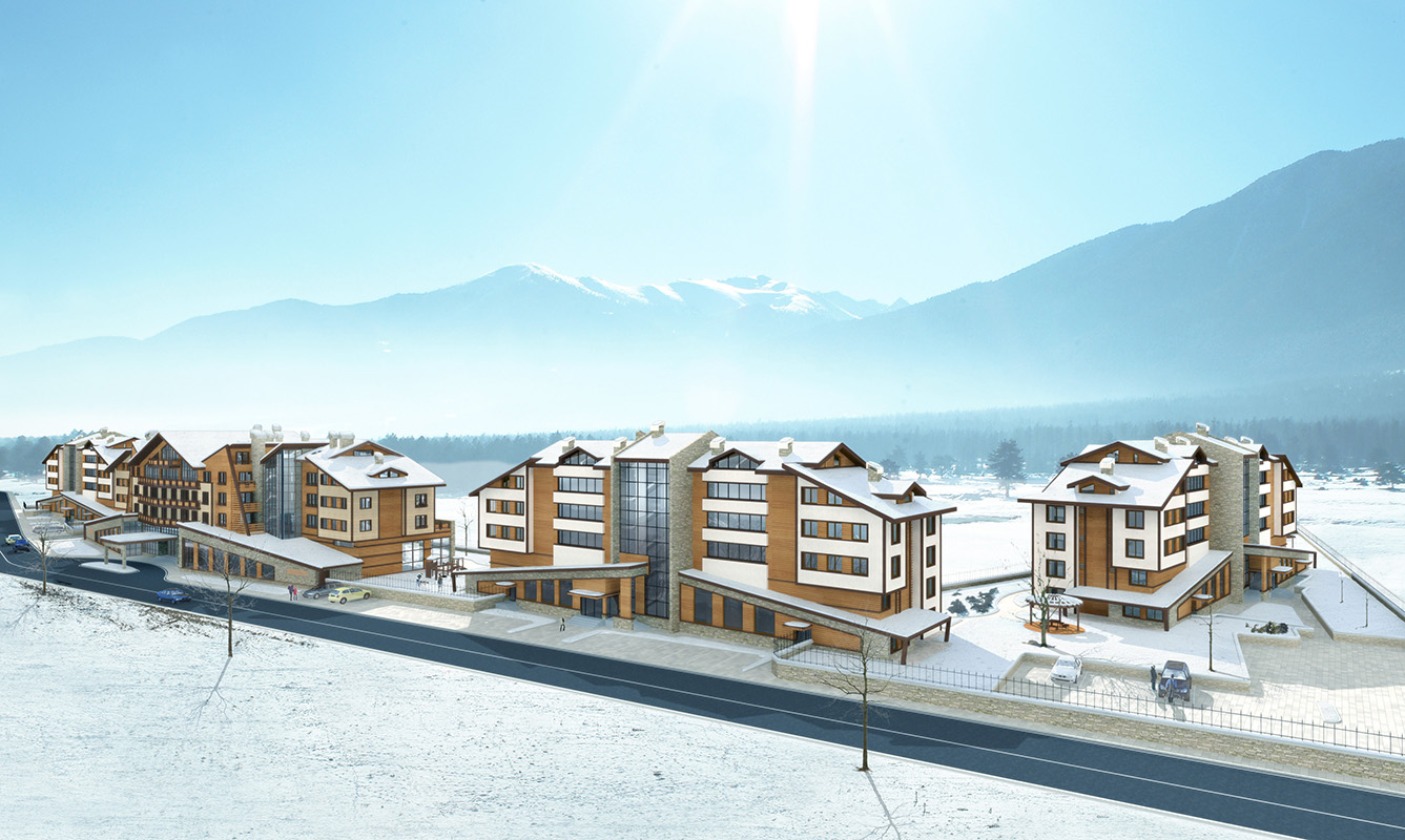 White Fir Resort Bansko N001 TG01a			  </div> 			  <!-- <div class=
